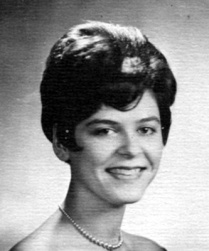 An 18-year-old Marjorie Diehl in her senior portrait in the yearbook for Erie's Academy High School, class of 1967. She excelled in all subjects and graduated 12th in a class of 413. ERIE TIMES-NEWS