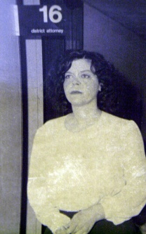 Marjorie Diehl at 39 years old in May 1988, during her trial in the 1984 shooting death of her live-in boyfriend Bob Thomas. After a judge finally found her mentally competent for trial, she argued self defense and was acquitted in one of Erie County's most sensational homicide trials. ERIE TIMES-NEWS
