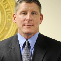 Jason Wick, special agent with the Bureau of Alcohol, Tobacco, Firearms and Explosives, proved a valuable partner to FBI Special Agent Jerry Clark in the pizza bomber case. GREG WOHLFORD/ERIE TIMES-NEWS